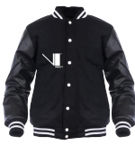 vuzu-all-black-varsity-jacket