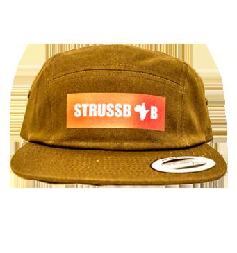 strussbob-brown-5-panel-cap
