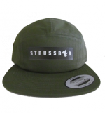 sb-army-green_5-panel-cap