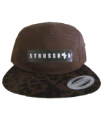 sb-leopard-print_choc-brown_5-panel-cap