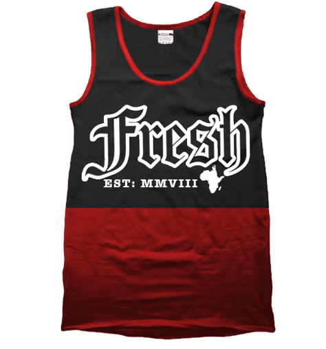 Strussbob Fresh red_black vest