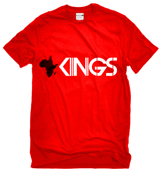 SB - AFRICAN KINGS T-SHIRT