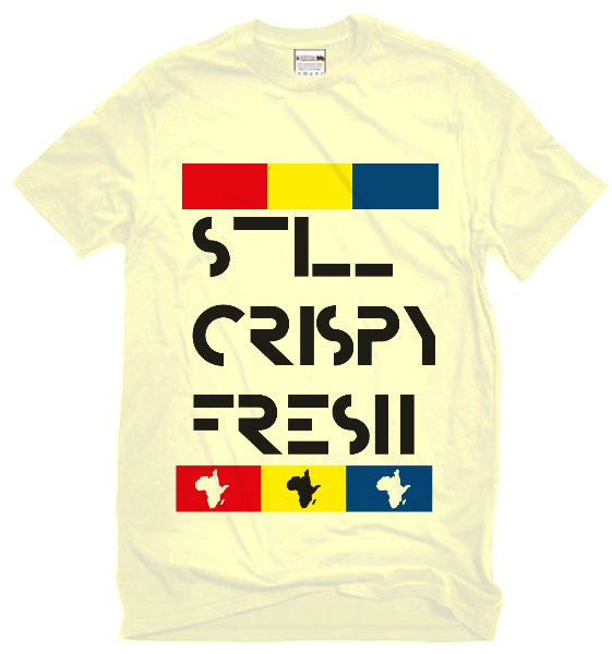 SB - STILL CRISPY FRESH T-SHIRT