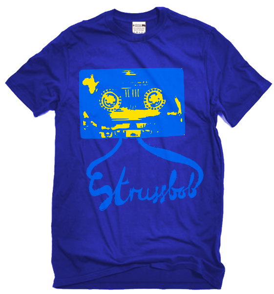 SB - CASSETTE T-SHIRT