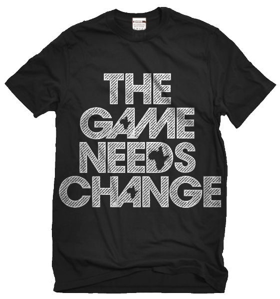 SB - THE GAME T-SHIRT