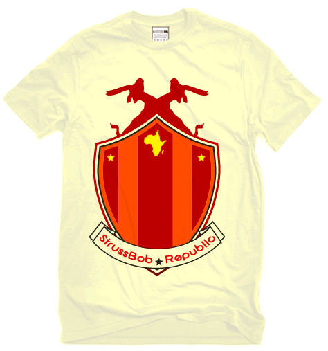 SB - SPRINGBOK CREST T-SHIRT