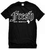 StrussBob Fresh black t-shirt