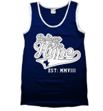 Strussbob Believe the hype navy vest